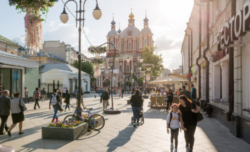 9 Moscow Streets You Should See