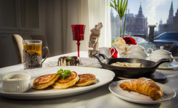 Breakfast in Moscow [Whereabouts]