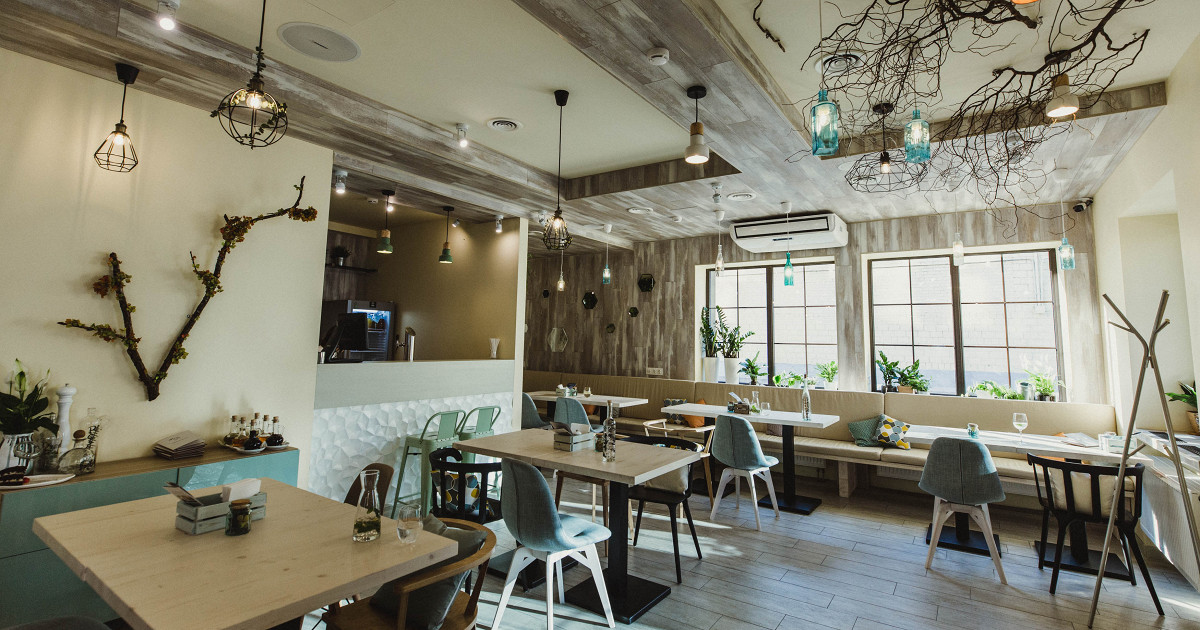 5 Vegetarian Places to Try in Moscow
