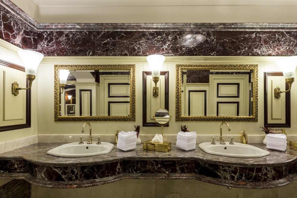 Must-visit public restrooms in Moscow