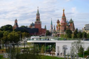 Moscow parks where you find the Russian Spirit