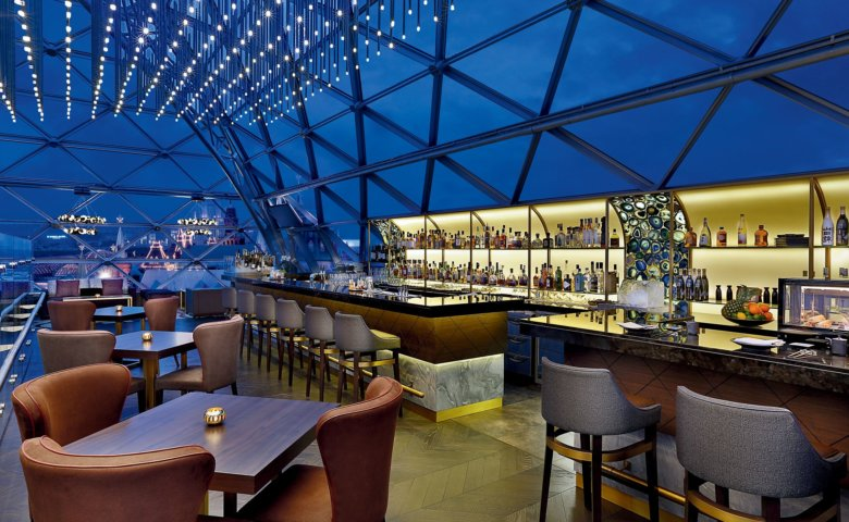View From The Top [Rooftop Restaurants in Moscow]