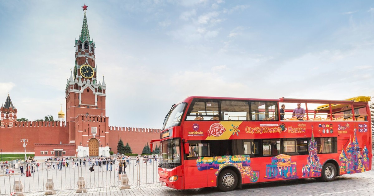 Public Transport in Moscow [How to Get Around]