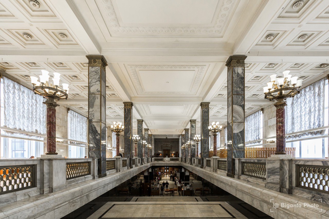 How to Make It to the Russian State Library and Why