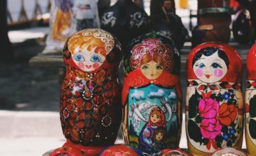 WHERE TO BUY SOUVENIRS IN MOSCOW