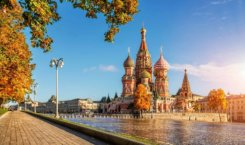 The Secret Time of The Year To Visit Moscow